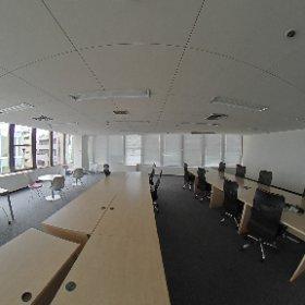 サンプラザ404 360°カメラ 会議室家具入り