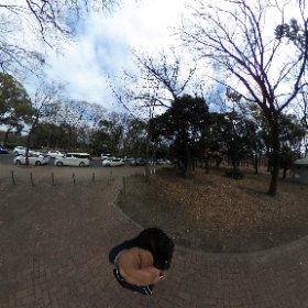 【シータ遊び心No@002名古屋城をさがせ】  Instagramではダメなことが判明しやした。  #theta360