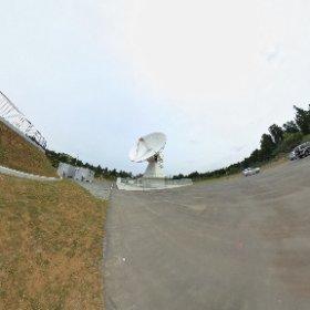 国土地理院石岡測地観測局 13mアンテナ #nvslive