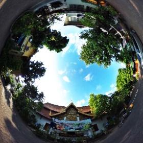 วัดพันตอง (ทองพันชั่ง) [ Wat Pan Tong ] ตั้งอยู่เลขที่ 61 ชุมชนบ้านฮ่อม ถนนลอยเคราะห์ ตำบลช้างคลาน อำเภอเมือง จังหวัดเชียงใหม่ 50100 @ http\://www.Wat.today/ @ http\://www.วัด.ไทย/