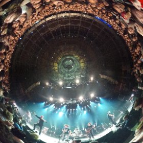 Sometimes you've just got to fight your way to the front.  #karnivool #camden #oldphoto #theta360