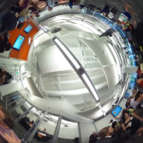 360 Photo Sphere at SouthWIRED (#digatl)  #theta360