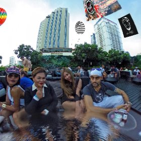 AmWet Pool Party Suk Soi 15 Bangkok 03/09/16 Theme Full Metal DOJO, SM hub http://goo.gl/Cc90Tv BEST HASHTAGS   #AmWetPoolParty  #AmWetFullMetaDojo #BpacApproved    #BkkSukSo15 #butterfly3d