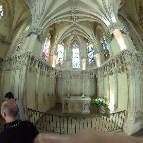 360 château d'Amboise, La Chapelle #theta360fr