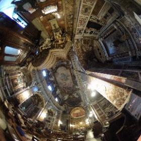 #イタリア #サンタ・マリア・デッラ・ヴィットーリア教会