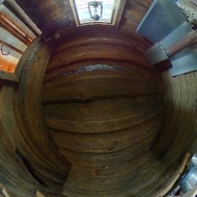 Sondby sauna #theta360
