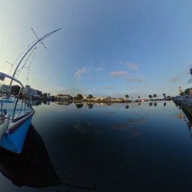 Summer afternoon in the Claddagh Quay #galway2020 #galway360 #thisisgalway #thecraicingalway #theta360 #theta360uk