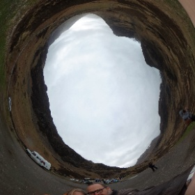 In the Highlands in Scotland #theta360