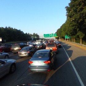 Traffic #theta360