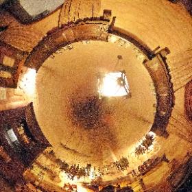 フォートレスエクスプロレーションにある、アルケミーラボラトリー。全天球画像に最適な場所です。 #TDR全天球画像