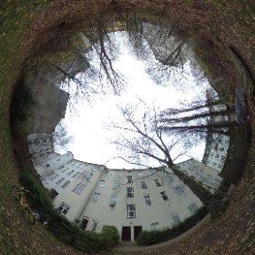 Karpfenteichstraße 2, Berlin-Plänterwald (Treptow), Garten