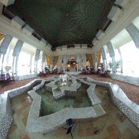 Hall del hotel #leroyalhammamet en 360 #BBtripTubez @bluebayhotels #theta360