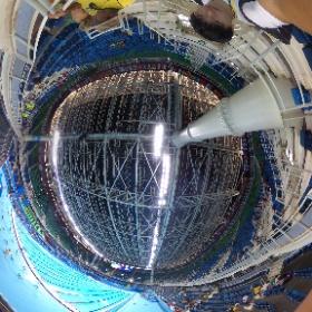 #Rio2016 #競技会場 #theta360