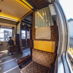 Kyo-Train 京とれいん #thetaz1 #SingleDNG #theta360