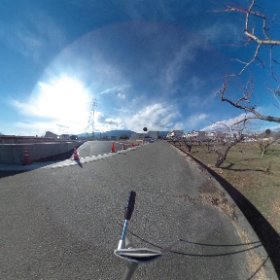 フィルコート吉田東側公道