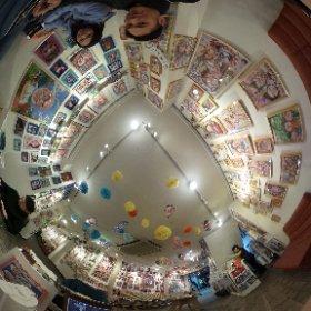 新京極似顏繪店