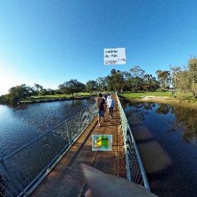 Kent Street Weir Park is a Eco recreational area in Wilson WA, SM hub https://goo.gl/aSiOQ1 BEST HASHTAGS  #KentStWeirPark   #VisitPerthWA  #waAchiever   #WilsonWA. #butterfly3d #theta360