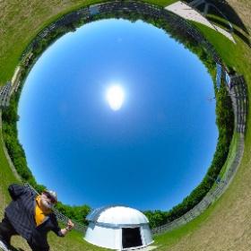 2 juin 2018 - Bois de Belle-Rivière Nouvel observatoire et premier animateur  Visite de mon nouveau lieu de travail.