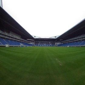 ガンバ大阪の新スタジアム!日本初のサッカー専用スタジアムはピッチが観客席の目の前で、これは興奮する!  #jleague #GAMBAOSAKA #ガンバ大阪