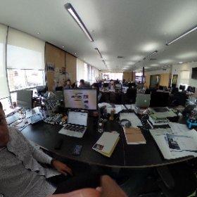 Testing Facebook 360 photo - shot on THETA #theta360 #theta360uk