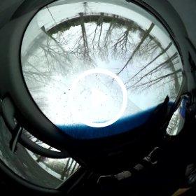 360 Video Test #theta360