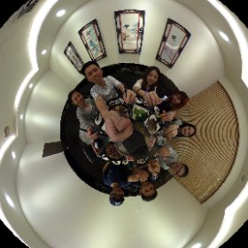 Reunion with my primary school students! The guys already serving ns and girl just graduated! #griffithsprimary #theta360