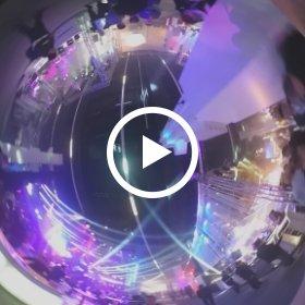 walk around Prolight+Sound 2017 #theta360