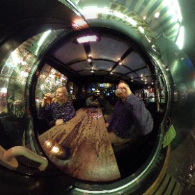Amsterdam, we have just arrived... #theta360