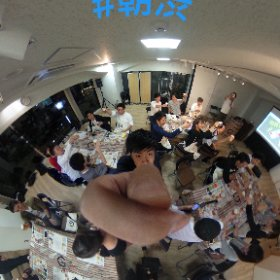 #snow3d #朝渋 #グランドキリン @debutaku0123  ありがと! #theta360