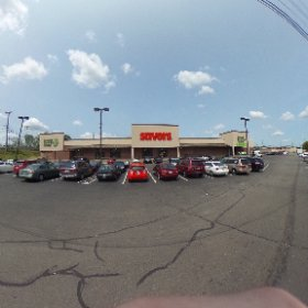 360 view of thrift store stop on way to appointment. #theta360