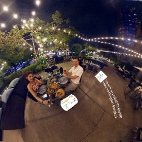 The Summer House Project restaurant riverside Klong San Bangkok within grounds of The Jam Factory, night moves with river views, SM hub https://goo.gl/xTL19q BEST HASHTAGS #TheSummerProjectBkk  #BkkDining  #BkkFamilyFun  #Firefly3d