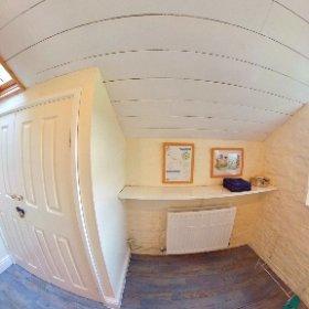 Station Master's House Utility Room #theta360 #theta360uk