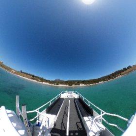 Darlington Bay, Maria Island TAS #theta360