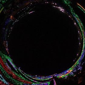 めっちゃ混んでるけどめっちゃキレイ!! t-doitsumura.co.jp #アクアラインイースト #東京ドイツ村 #イルミネーション #theta360
