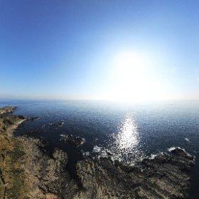 城ヶ島-全天球