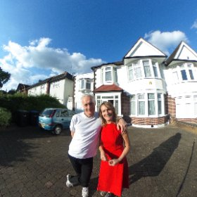 Sally's old house .... #theta360 #theta360uk
