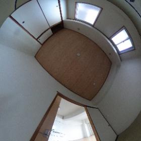 瑞穂センチュリーマンション618居室