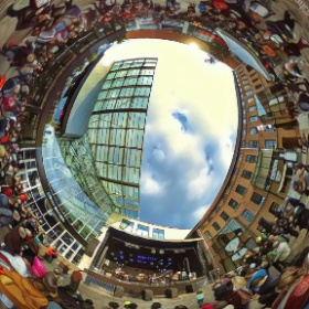 Live Music at Docks Bruxsel  #theta360