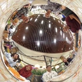 Team lunch 29 July 2016 #firefly3d #theta360