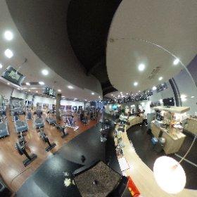 Look around 1 - 360 Grad Impressionen aus dem City Fitness Recklinghausen.