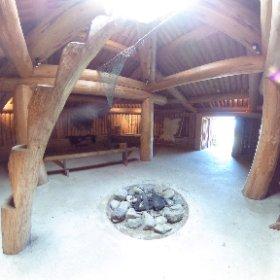 Pit house 2 #theta360