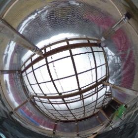 西山温泉 湯島の湯 露天風呂