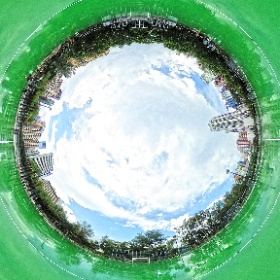 維多利亞公園 #rain3d #theta360