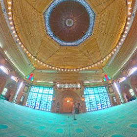 Darus Salaam Musjid (a project we completed in 2010)