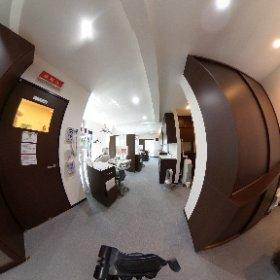 診療室1 #theta360