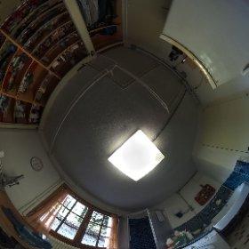 Laundy room, lower floor, www.chaletlajoux.com