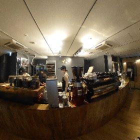 20211003 Zebra Coffee and Croissant #theta360