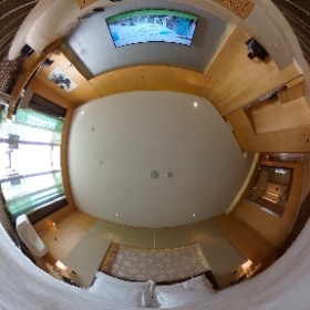Hotel room at The Meydan Hotel Dubai in 360° #visitDubai #theta360