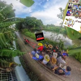 360 spherical Tractor tour on Thai farm Pathum Tanni https://goo.gl/vmVHKw  BEST HASHTAGS  #FarmTourPhatumTanni #TractorTour  Optional  #BkkFamilyFun #BkkAchiever #BpacApproved #BeHappy #butterfly3d #theta360 #theta360