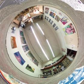 Checkpoint Germany expo Artspace Flipside #theta360